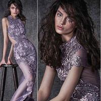 Топ-модель Лума Гроте в волшебных платьях из осенней коллекции от Patricia Bonaldi (8 фото)