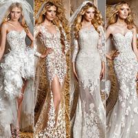 Лукбук новой коллекции свадебных нарядов 2015 года от Zuhair Murad (фото)