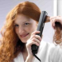 Выпрямление волос грозит раком