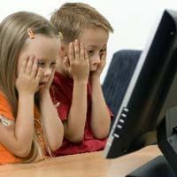 Отвлечь ребенка от компьютера можно с помощью новой технологии Loop