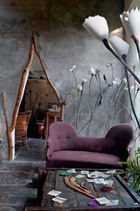 Сказочный дом художницы во Фландрии (12 фото)