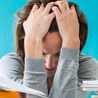 14 стрессовых ситуаций в день стало нормой
