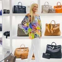 Тереза Ромер - обладательница самого дорогого гардероба (8 фото)