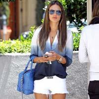Как носить белый деним: модные советы трендсеттеров (7 фото)