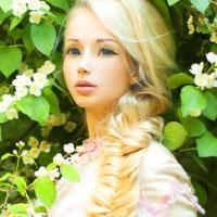 Одесская Барби Валерия Лукьянова накачала мышцы (17 фото)