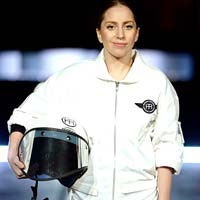 Леди Гага станет первой космической невестой