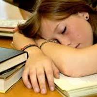 Сонные подростки склонны к ожирению