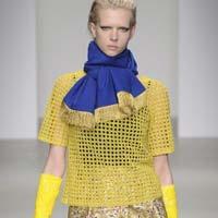 Желтый - модный оттенок этой осени (21 фото)