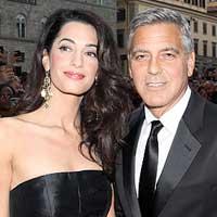 Новые подробности свадьбы Джорджа Клуни и Амаль Аламуддин