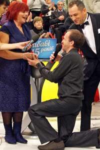 Украинец выиграл почти 5 миллионов гривен в лотерею, и сделал предложение своей девушке