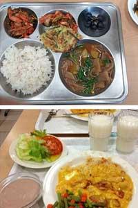 Школьные обеды в разных странах мира (15 фото)