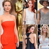 50 знаменитостей, которые в 2014 году одевались лучше всех (фото)