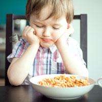 Ребенок плохо ест: психологические причины
