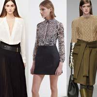 Модные юбки осень-зима (16 фото)