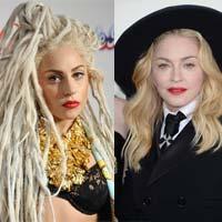 Мадонне нет места среди кумиров Леди Гаги