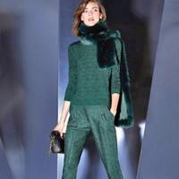 Модные женские брюки осень-зима 2014-2015 (13 фото)
