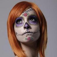 Страшный макияж на Хэллоуин своими руками (31 фото)