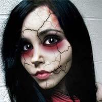 22 идеи безумного макияжа для Хеллоуина (фото)