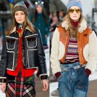 Модные женские куртки осень-зима 2014-2015 (18 фото)