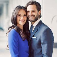 Шведский принц женится на скандальной модели