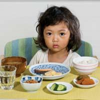 Что едят на завтрак дети со всего мира (11 фото)