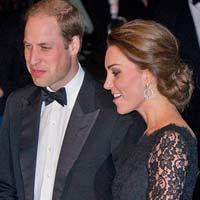 Сколько стоит поужинать в компании принца Уильяма и Кейт Миддлтон