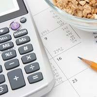 Как рассчитать норму жиров, белков и калорий на сутки