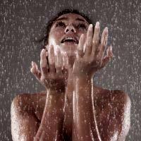 Обливание холодной водой для похудения