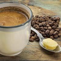 Кофе с маслом или палеолитическое кофе используется для похудения