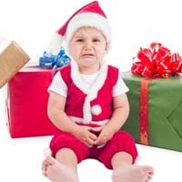 Новый год для ребенка: праздник или стресс