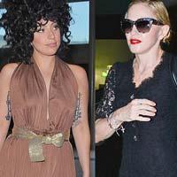 Мадонна готова помириться с Леди Гагой