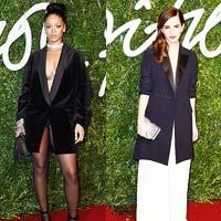 Модная битва: Рианна против Эммы Уотсон (фото)