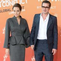 Анджелина Джоли раскрыла еще одну тайну венчания с Брэдом Питтом