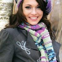 Как красиво завязать шарф (22 фото)