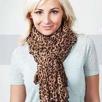 Как красиво завязать длинный шарф (15 фото)
