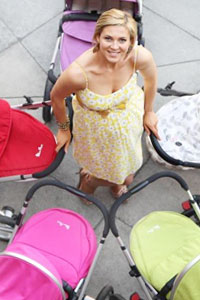Как выбрать самую удобную детскую коляску