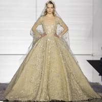 Неделя моды в Париже: лучшие свадебные платья (18 фото)