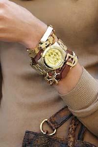 Модные наручные часы, как составляющие стиля женщины (15 фото)
