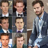 Джейми Дорнан возглавил топ-100 самых желанных мужчин 2015 года