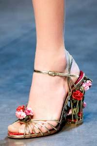 Модная обувь сезона весна-лето (15 фото)