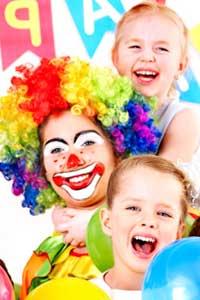 Организовать детский праздник интересно