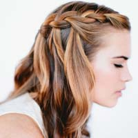 10 оригінальних зачісок з розпущеними волоссям (фото)