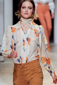 Модные женские блузки весна-лето 2015 (15 фото)