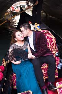 Свадебное путешествие в Венецию летом