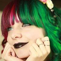 Split hair - новий сміливий тренд у фарбуванні волосся (15 фото)