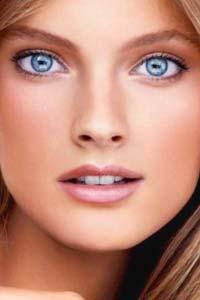 Плюсы контактных линз