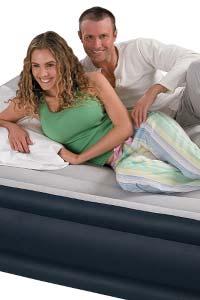 Надувная кровать: отличный вариант для приема гостей