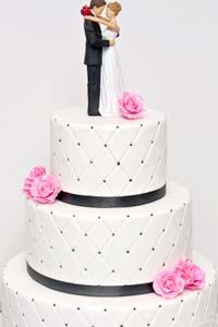 Америколор добавит красок свадебному торту