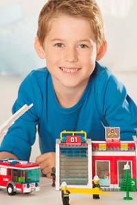Развитие ребенка при помощи конструктора