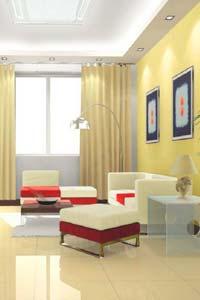 Как сделать комнату легкой и светлой